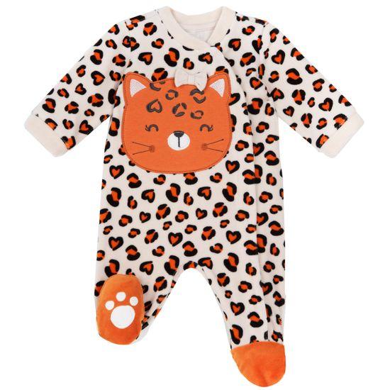 Комбинезон Chicco Cute kitten, арт. 090.02206.061, цвет Оранжевый