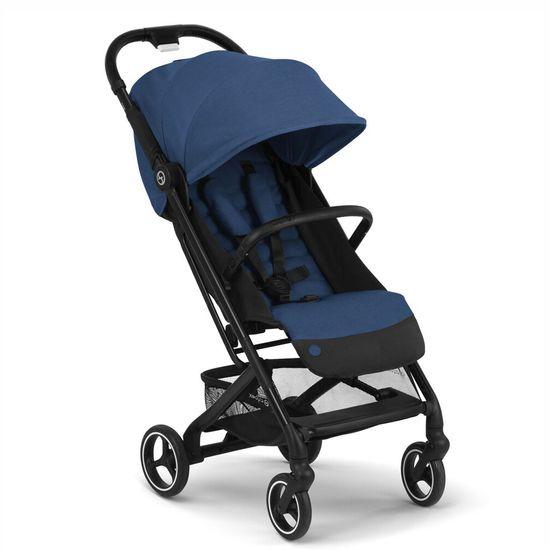 Прогулочная коляска Cybex Beezy, арт. 5210006, цвет Синий