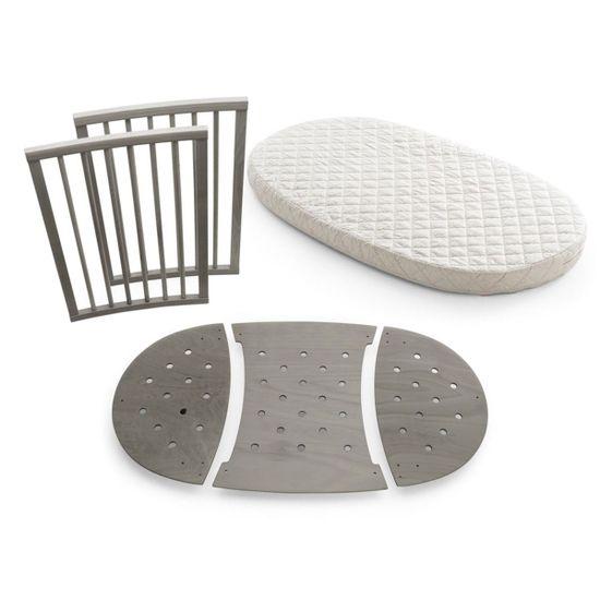 Комплект для расширения кроватки Stokke Sleepi™, арт. 2219, цвет Hazy Grey