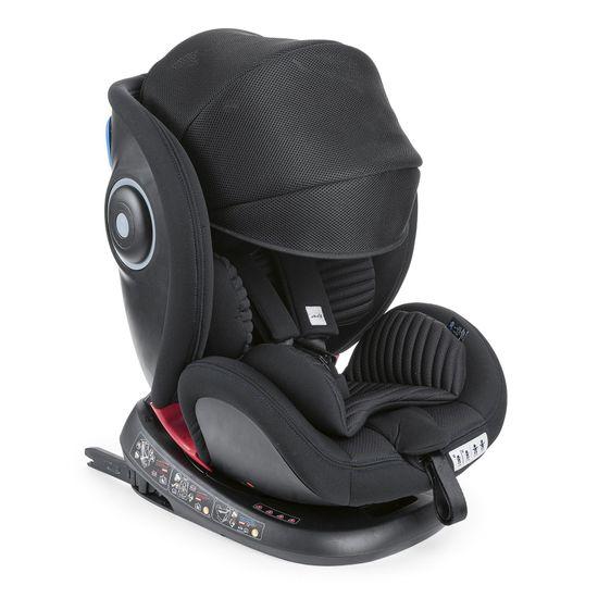 Автокресло Chicco Seat4Fix Air, группа 0+/1/2/3, арт. 79757, цвет Черный