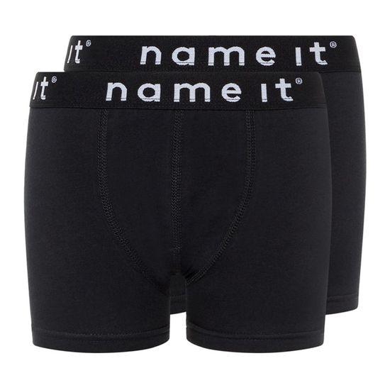 Трусы (2 шт) Name it Sammy, арт. 203.13163616.BLAC, цвет Черный