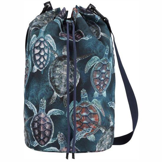 Рюкзак Molo Nedo Sea Turtles, арт. 7S21Y401.6213, цвет Синий