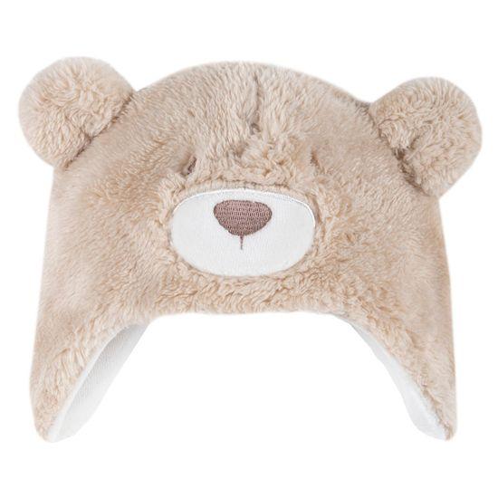 Шапка Chicco Teddy bear, арт. 091.04687.060, цвет Бежевый
