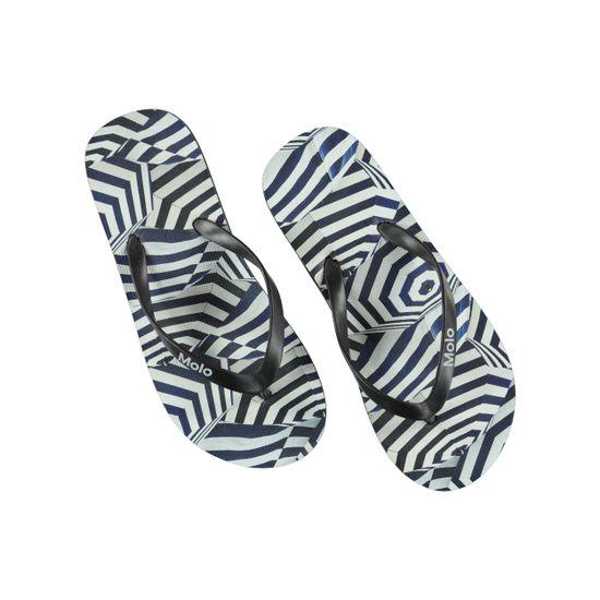 Сланцы Molo Zeppo Parasol, арт. 7S19U202.4793, цвет Белый