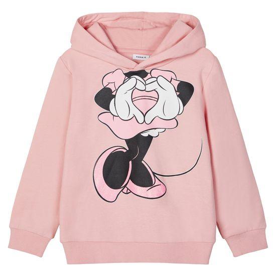 Джемпер Name it Minnie Mouse pink, арт. 203.13183353.CBLU, цвет Розовый