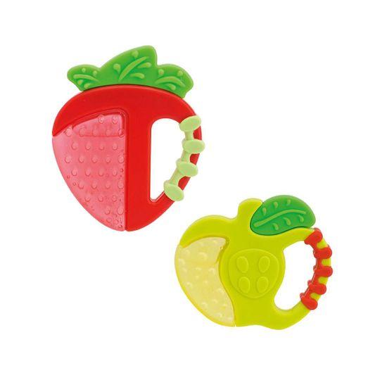 """Прорезыватель для зубов Chicco """"Fresh Fruits"""" (1шт), арт. 02579"""
