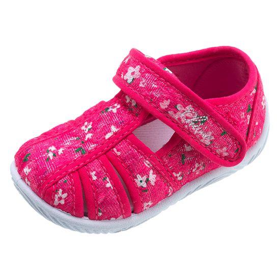 Тапочки Chicco Tullio bright pink, арт. 011.57428.110, цвет Малиновый
