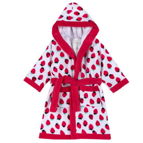 Халат Chicco Strawberry, арт. 090.40990.031, цвет Красный