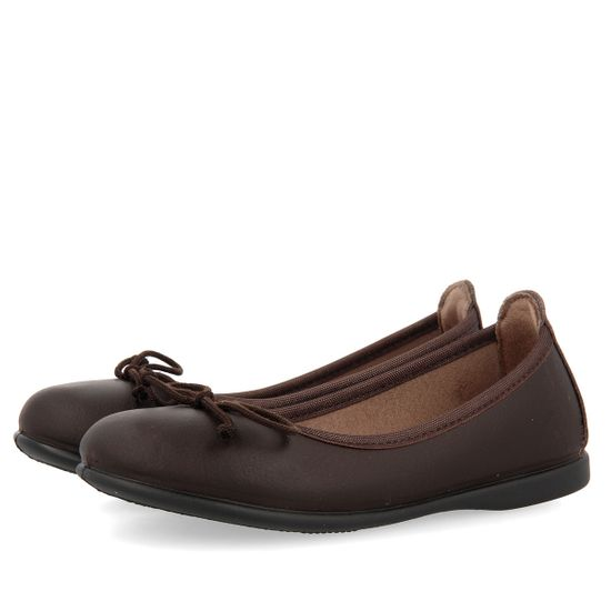 Туфли Gioseppo Voltaire brown, арт. 213.37338.Brow, цвет Коричневый