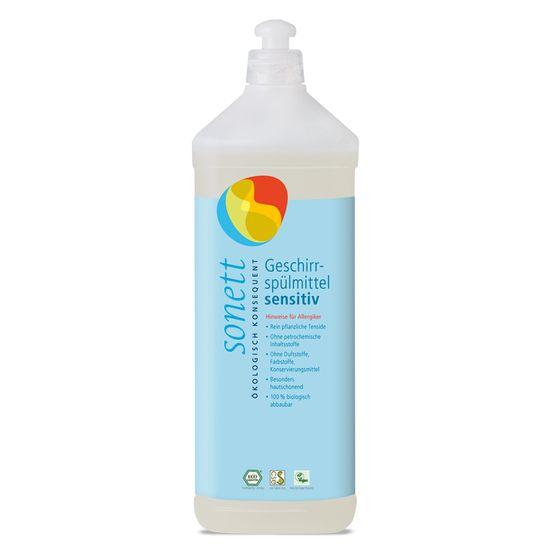Органическое средство для мытья посуды Sonett, 1 л (концентрат), арт. DE3068