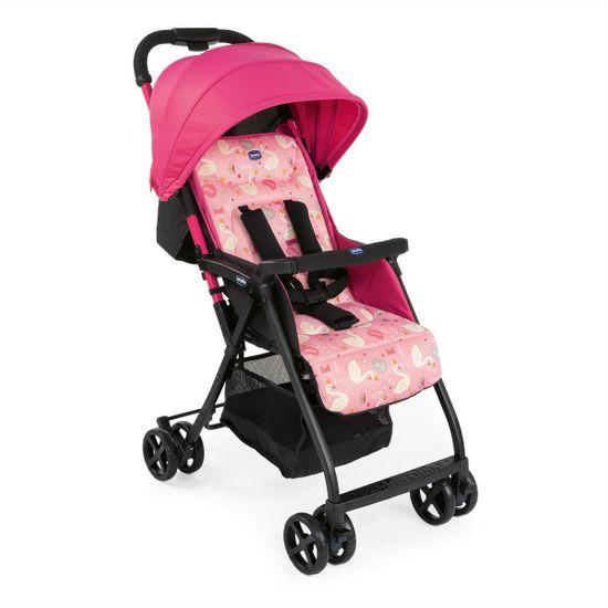 Прогулочная коляска Chicco Ohlala 2 Pink Swan, арт. 79472.66, цвет Розовый