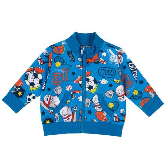 Кардиган Chicco Cool goal, арт. 090.09582.025, цвет Голубой