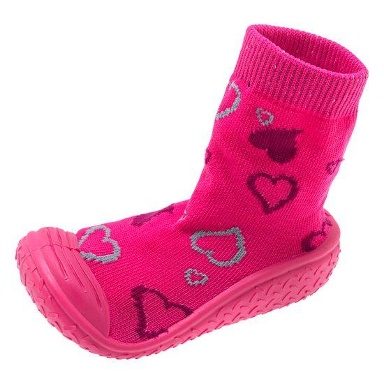 Тапочки-носки Chicco Morbidotti Pink, арт. 010.64721.150, цвет Розовый