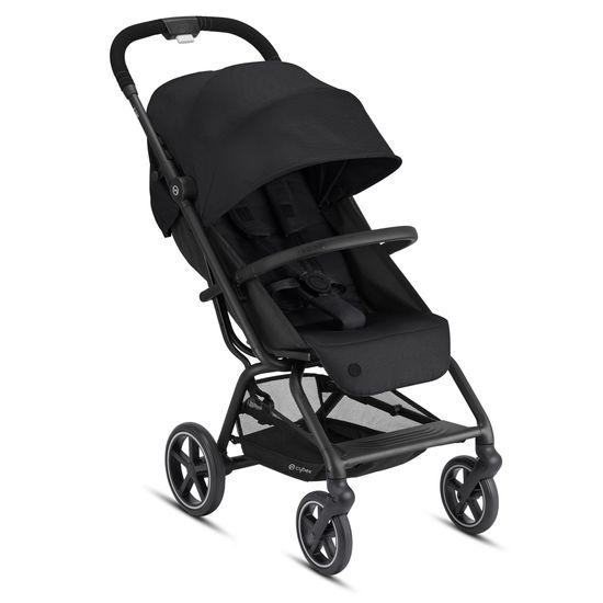 Прогулочная коляска Cybex Eezy S Plus 2, арт. 5200017, цвет Черный