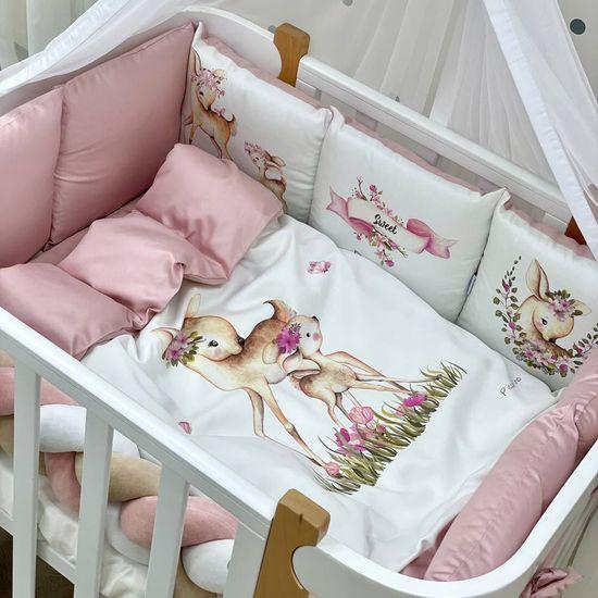 """Комплект постельного белья Piccolino """"Sweet dream"""", розовый, арт. 111779.01, цвет Розовый"""