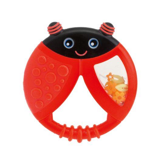 """Прорезыватель для зубов Chicco """"Funny Relax"""", арт. 02580, цвет Красный"""