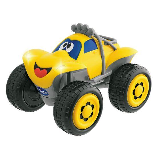 Машинка на управлении Chicco Джип Билли, арт. 61759, цвет Желтый