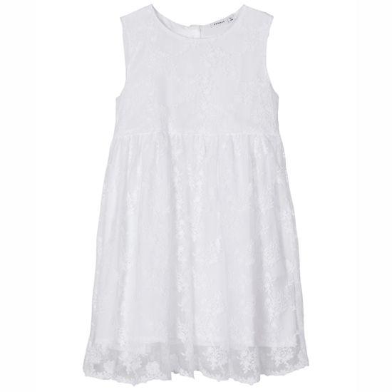 Платье Name it Alice, арт. 211.13183143.BWHI, цвет Белый