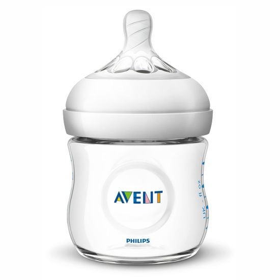 Бутылочка Philips Avent Natural, 125мл, 0м+, арт. 3930806
