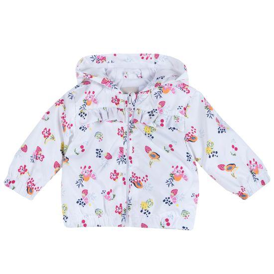 Куртка Chicco Sweet fruit, арт. 090.87548.033, цвет Белый