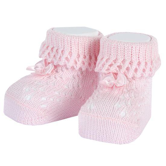 Носки-пинетки Chicco Pink clouds , арт. 090.01511.011, цвет Розовый