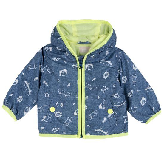Куртка Chicco Cool skater, арт. 090.87550.085, цвет Синий