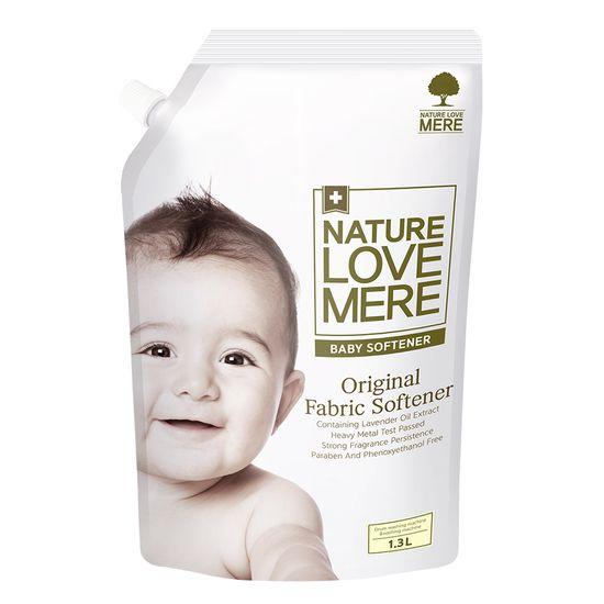 Органический кондиционер для детской одежды Nature Love Mere, 1,3 л, арт. 8809402090846