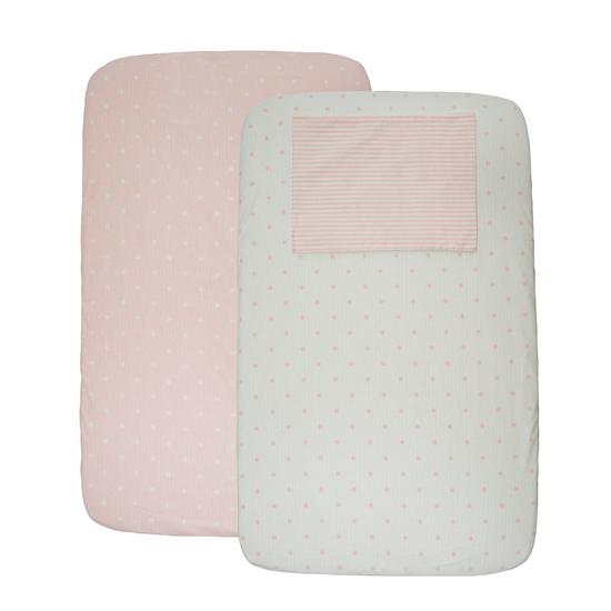 Комплект постельного белья Piccolino Next2me, арт. 111783, цвет Розовый