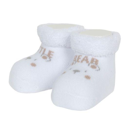 Носки-пинетки Chicco Baby animal , арт. 091.01119.033, цвет Белый