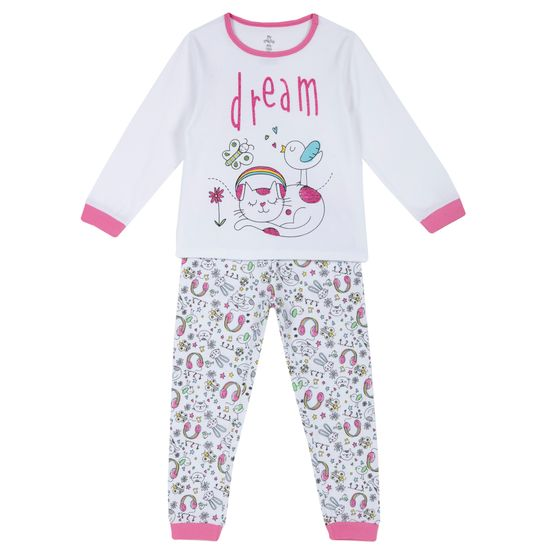Пижама Chicco Magic dreams, арт. 090.31297.031, цвет Розовый