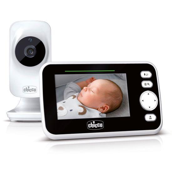 Цифровая видеоняня Chicco Video Baby Monitor Deluxe, арт. 10158.00