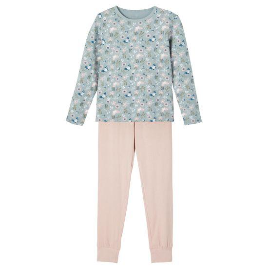 Пижама Name it Joy, арт. 213.13190219.PMAU, цвет Бирюзовый