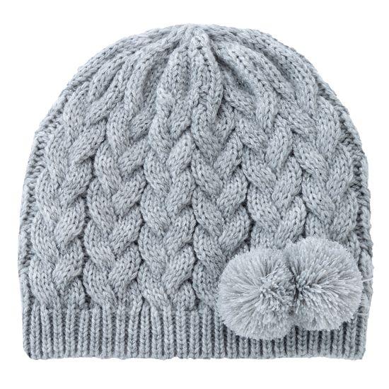 Шапка Chicco Snow grey, арт. 090.04751.095, цвет Серый