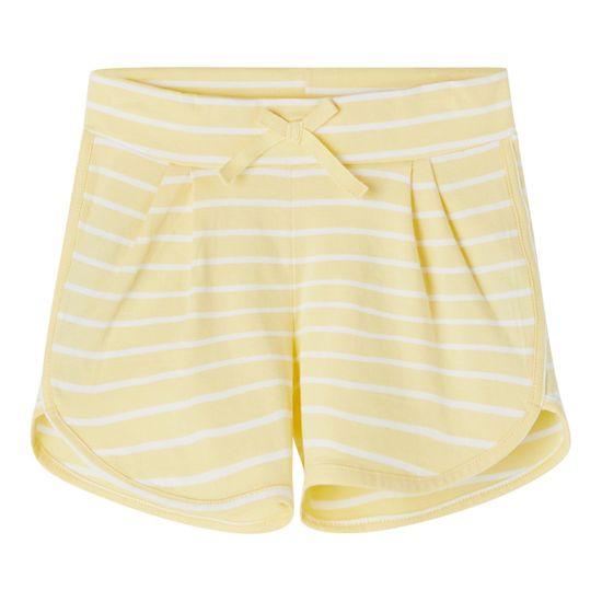 Шорты Name it Elena yellow, арт. 211.13187725.POPC, цвет Желтый