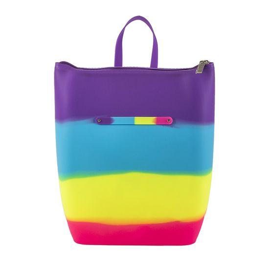 Рюкзак силиконовый Tinto ZIPLINE, арт. ZP11, цвет Разноцветный