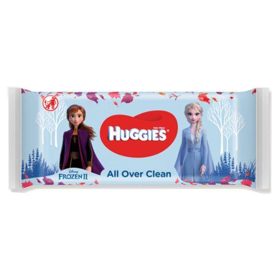 Салфетки влажные Huggies Frozen, 56 шт, арт. 5029053550022