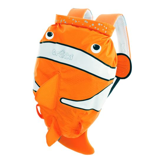 "Детский рюкзак Trunki ""Clown Fish"", арт. 0112-GB01-NP, цвет Оранжевый"