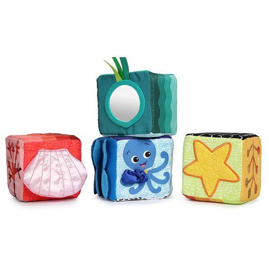 "Игрушка Baby Einstein ""Мягкие кубики"", арт. 90629"