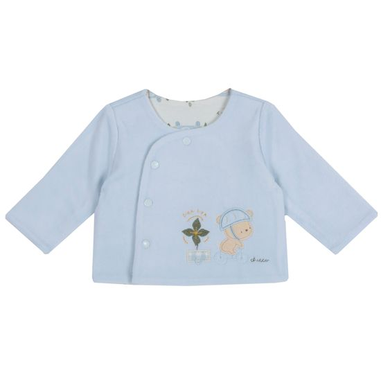 Рубашка двусторонняя Chicco Koala, арт. 090.96759.021, цвет Голубой