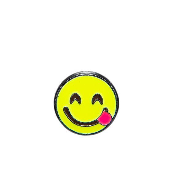 """Эмодзи Tinto """"Emoji tongue"""", арт. AC2223.1, цвет Желтый"""