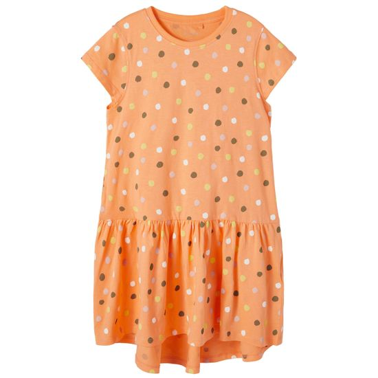 Платье Name it Senorita, арт. 211.13189306.CANT, цвет Оранжевый
