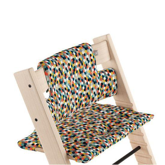 Текстиль для стульчика Stokke Tripp Trapp, от 6 мес., арт. 1003, цвет Honeycomb Happy