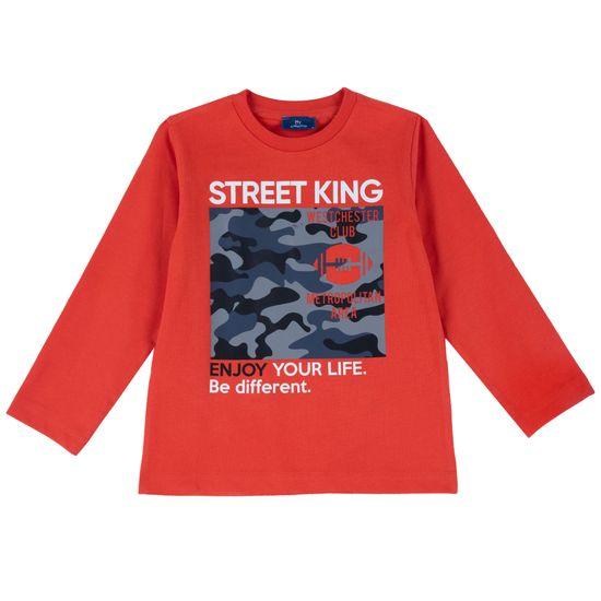 Реглан Chicco Street King, арт. 090.67468.046, цвет Красный