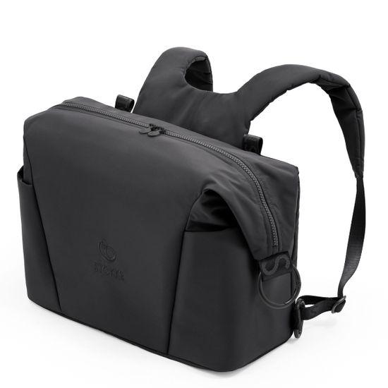 Сумка-рюкзак Stokke Xplory X для аксессуаров , арт. 5751, цвет Rich Black