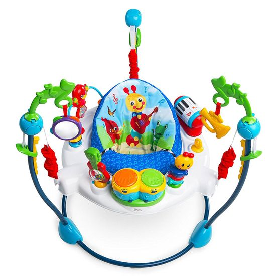 "Развивающий центр-прыгунки Baby Einstein ""Neighborhood Symphony "", арт. 10504"