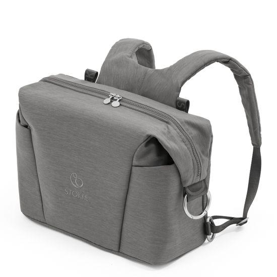 Сумка-рюкзак Stokke Xplory X для аксессуаров , арт. 5751, цвет Modern Grey