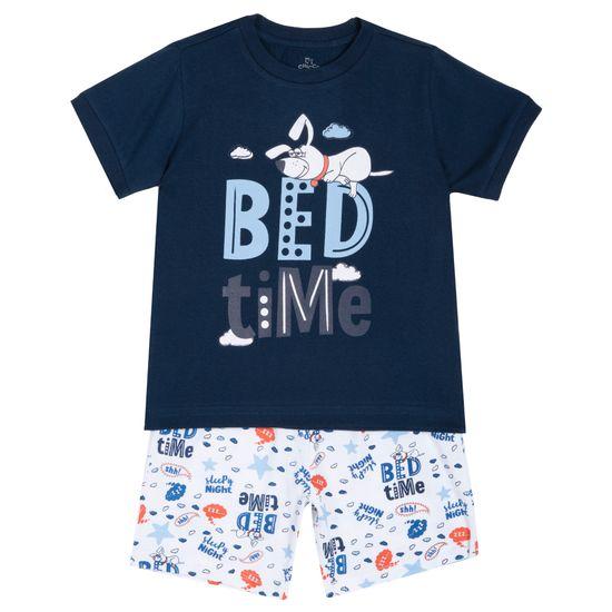 Пижама Chicco Bed time, арт. 090.35385.088, цвет Синий