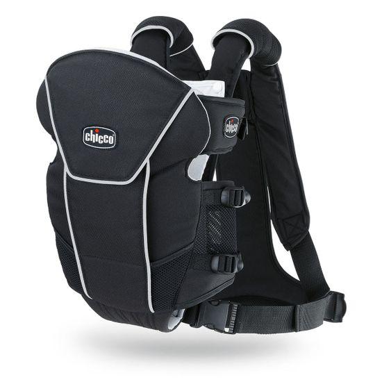 Нагрудная сумка Chicco Ultrasoft Magic, арт. 79060, цвет Черный
