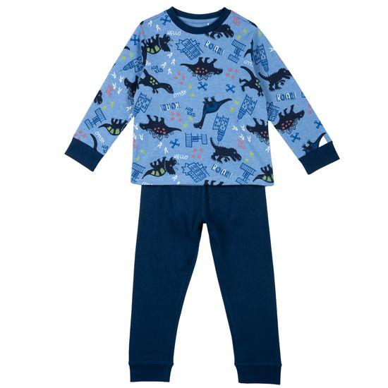 Пижама Chicco Simeon, арт. 090.31315.025, цвет Синий