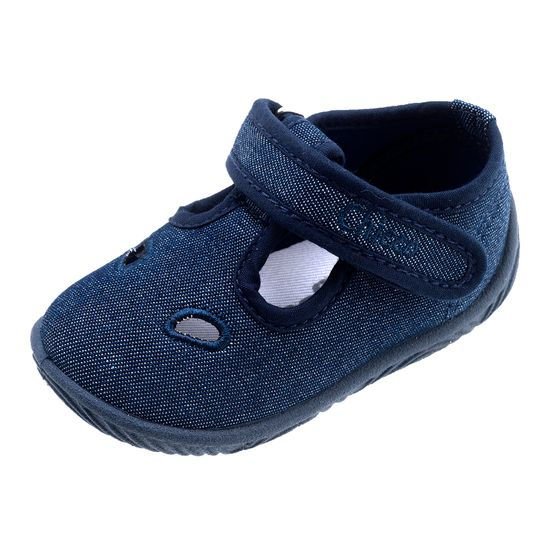 Тапочки Chicco Tomos Blue, арт. 010.61772.880, цвет Синий